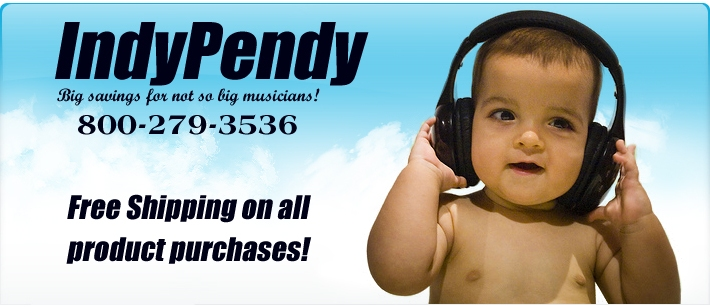 IndyPendy: big savings for not so big musicians