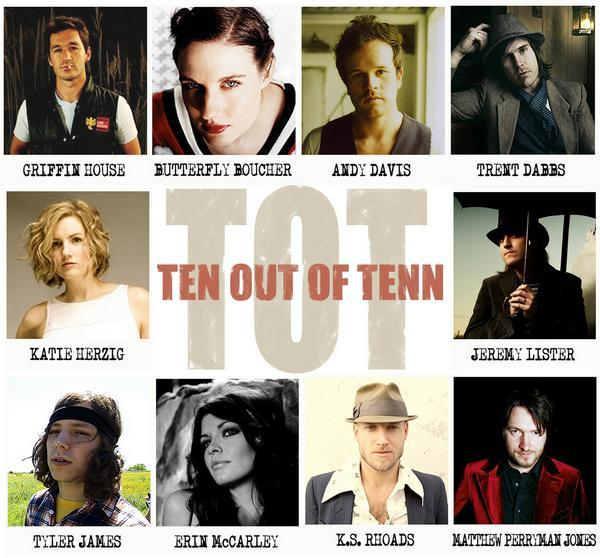 10 out of Tenn